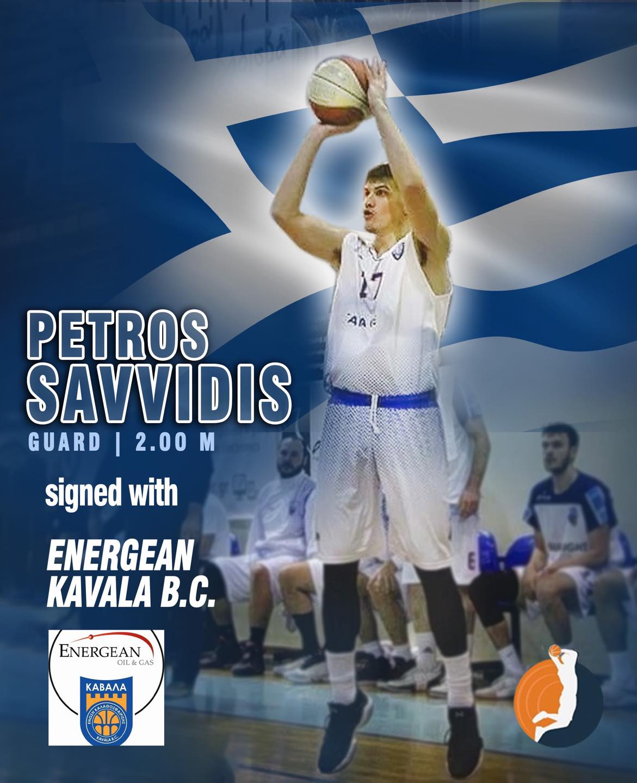 Petros Savvidis