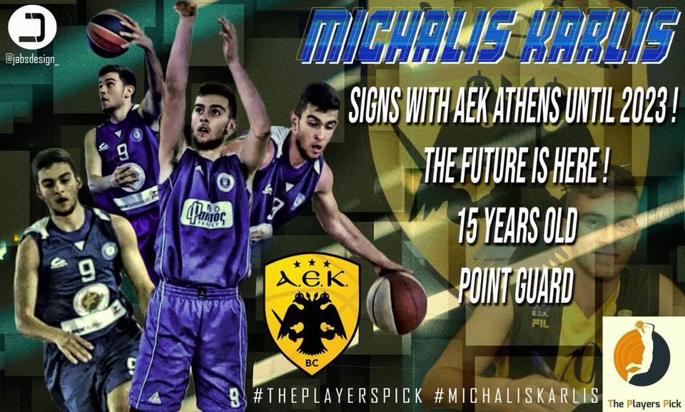 Michalis Karlis