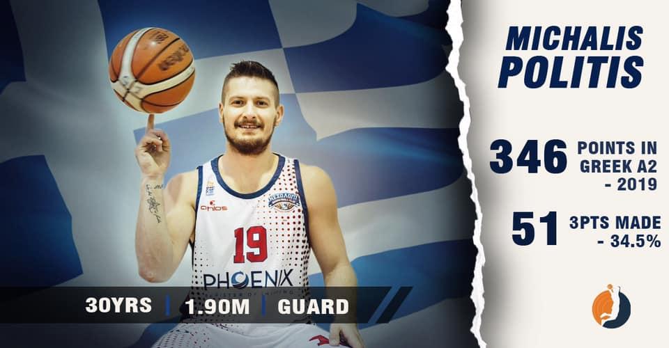 Michalis Politis