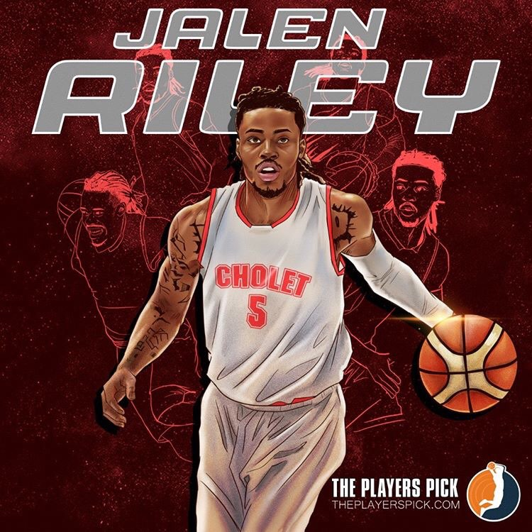 Jalen Riley