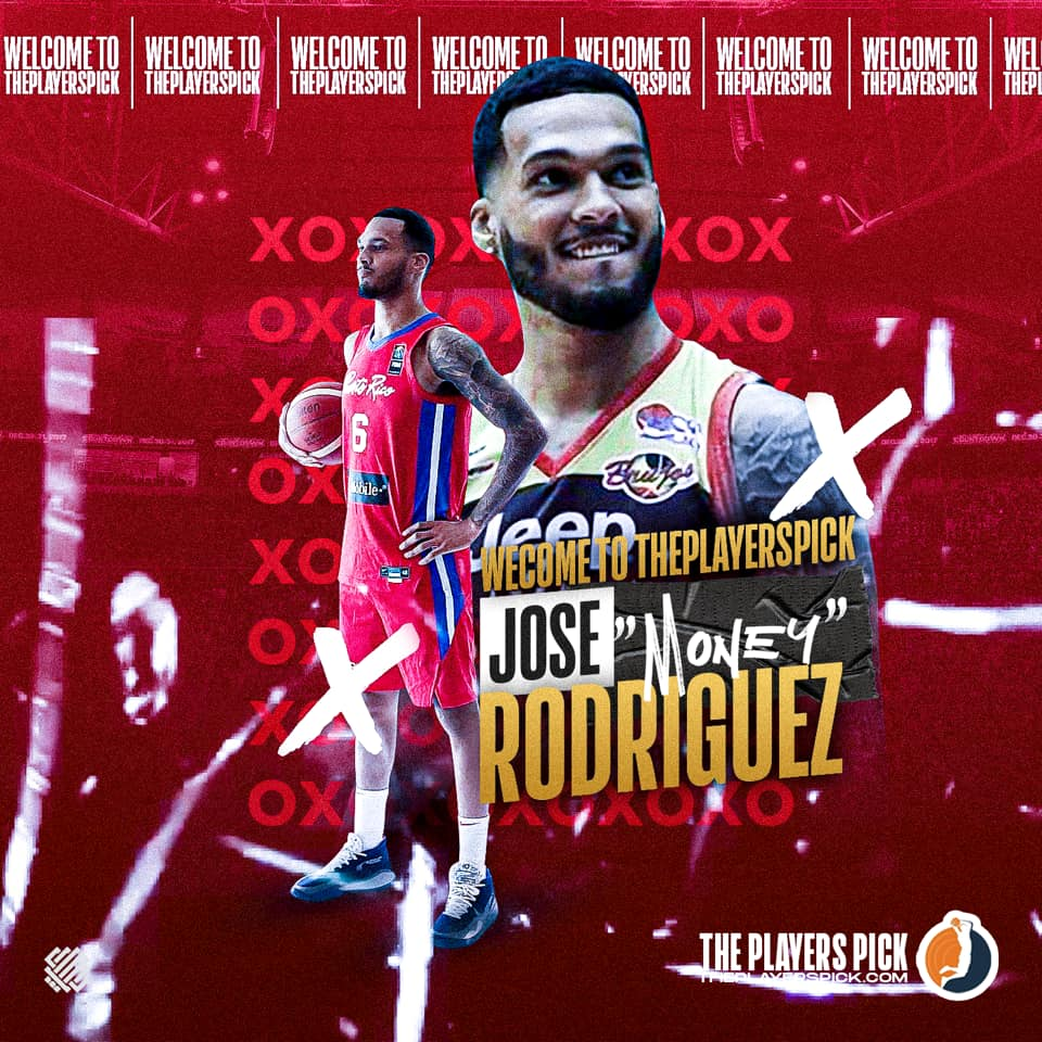 Jose 'Money' Rodriguez