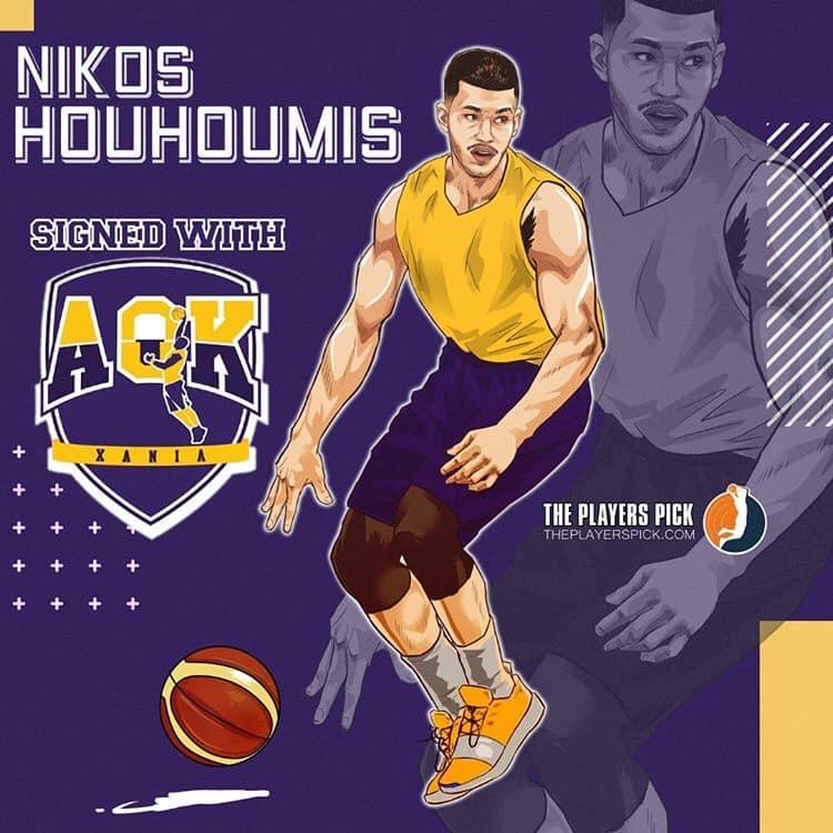 Nikos Houhoumis