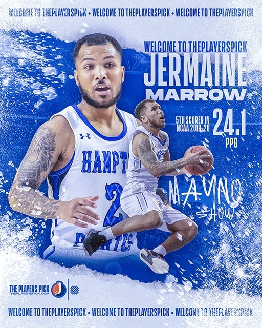 Jermaine Marrow