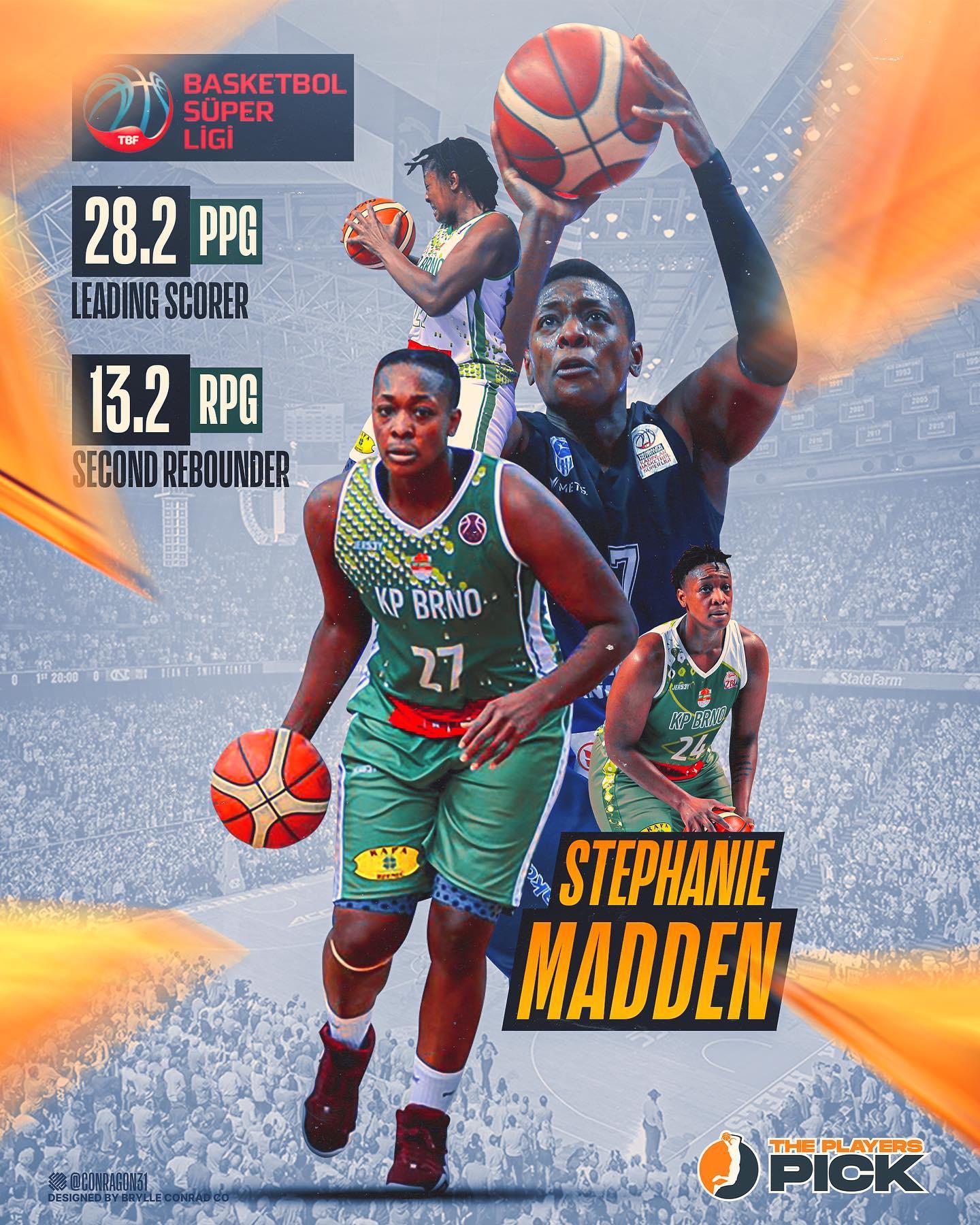 Stephanie Madden