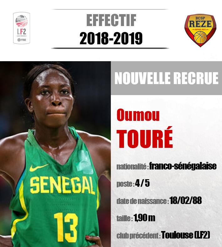 Oumou Toure